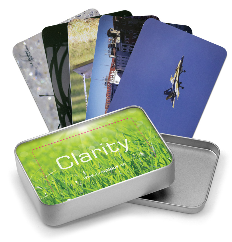 Clarity Cards